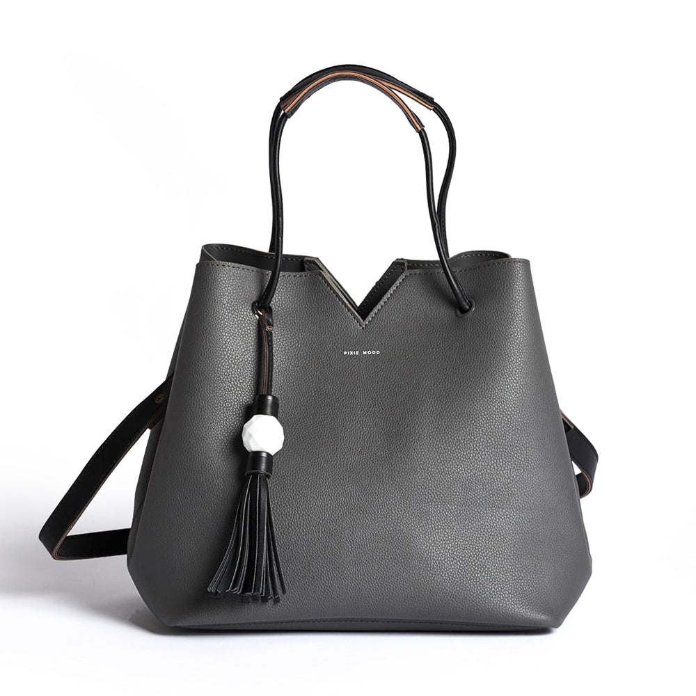 Jasmine Bag - Dark Grey