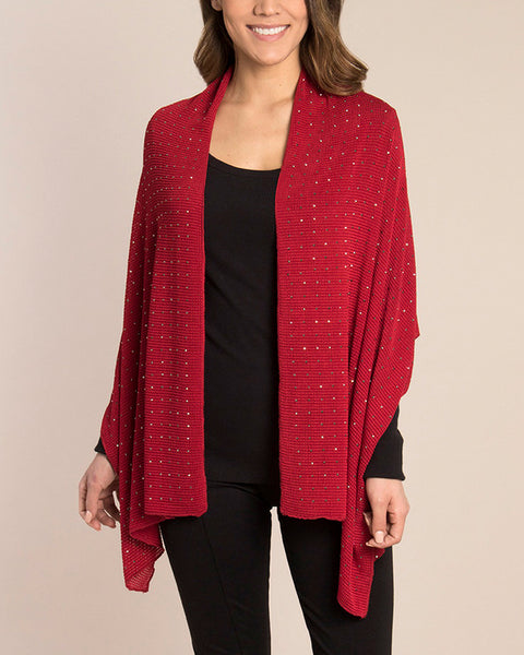 Studded Wrap - Red