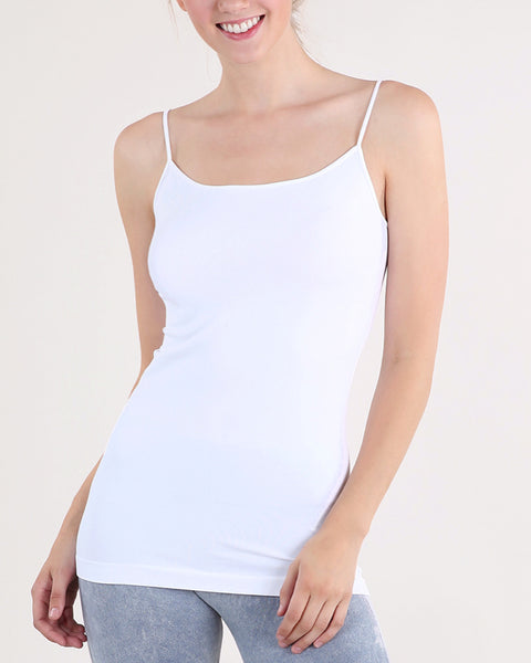Signature Camisole - White