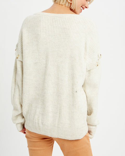 Cloudspotter Sweater