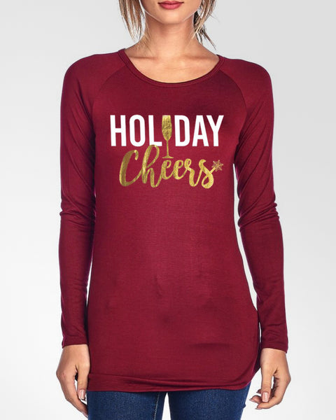 Holiday Cheers Top