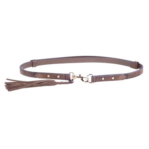 Dakota Belt - Dark Brown