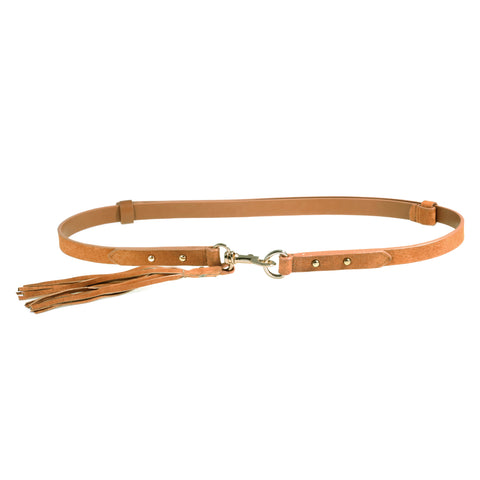 Dakota Belt - Light Brown