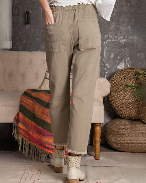 Greenleaf Boyfriend Pants