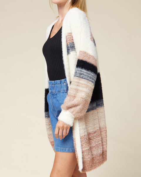 Hazy Shade of Winter Cardigan