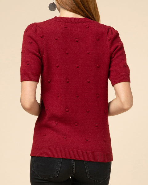 Lady Red Light Sweater