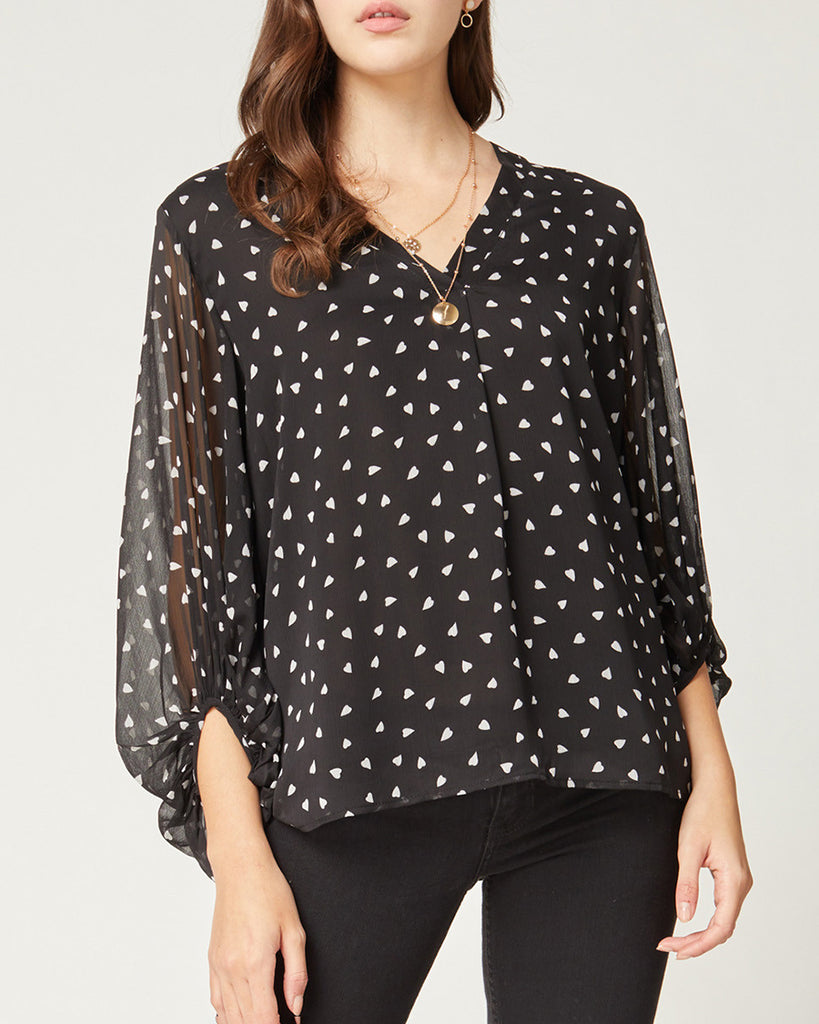 Love is Back Blouse