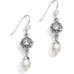 Alcazar Margaret French Wire Drop Earrings