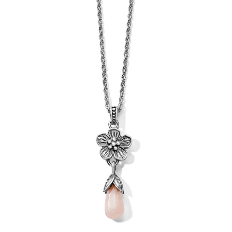 Sakura Breeze Drop Necklace