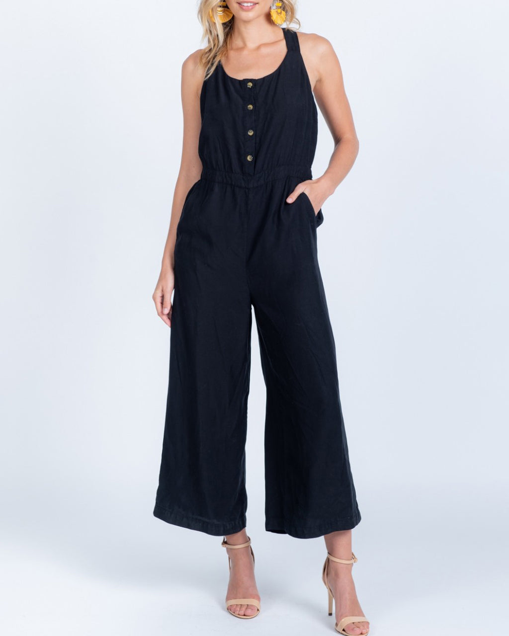 Oh So Fine Jumpsuit