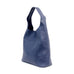 Joy Susan Molly Hobo Bag Navy Faux Leather Handbag Savvy Chic Boutique Ohio
