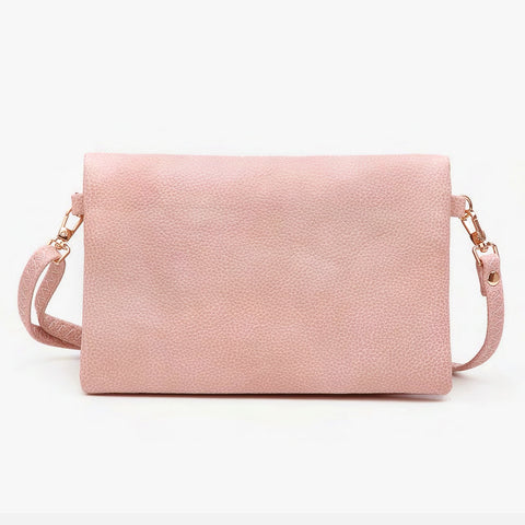 Vanessa Crossbody - Light Pink