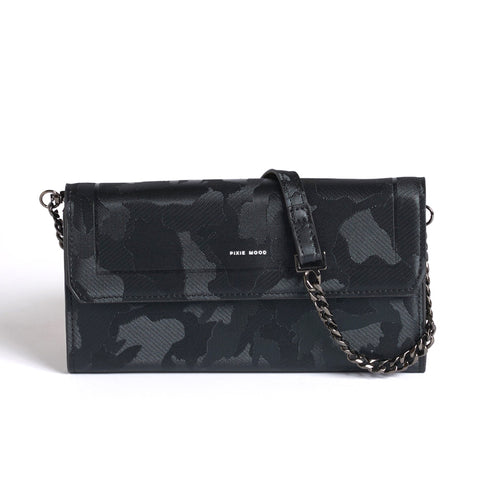 Rebecca Wallet Purse - Black Camo