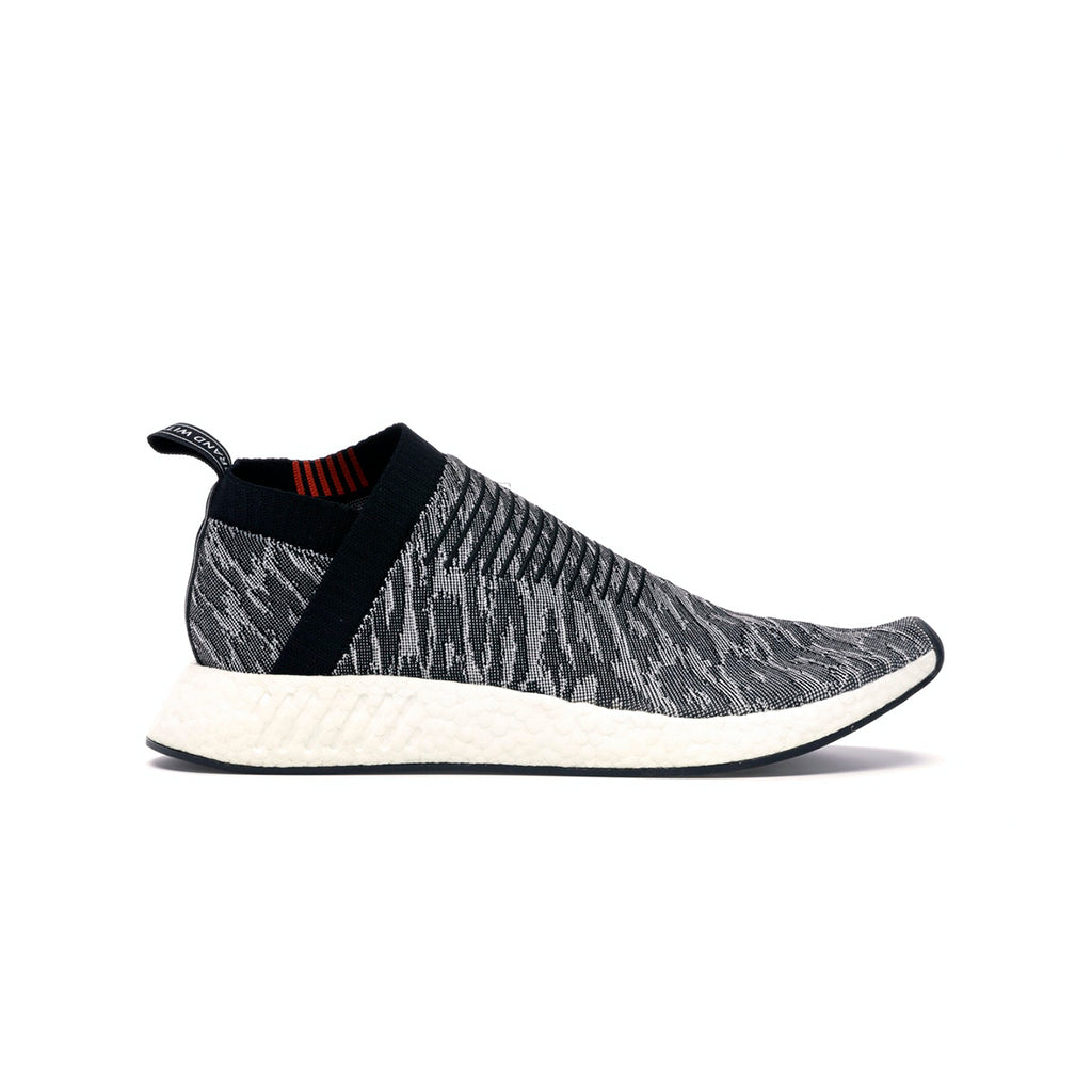 Adidas NMD CS2 Glitch Black Red White - Used (Cond. 9/10)