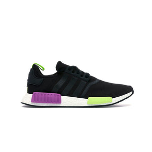 Adidas NMD R1 Core Black Shock Purple