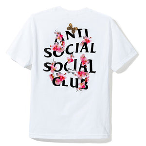 Anti Social Social Club Kkoch Tee White