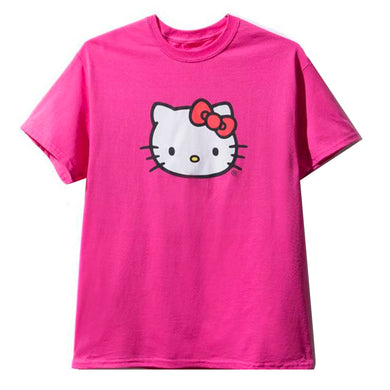 Anti Social Social Club x Hello Kitty Tee Pink