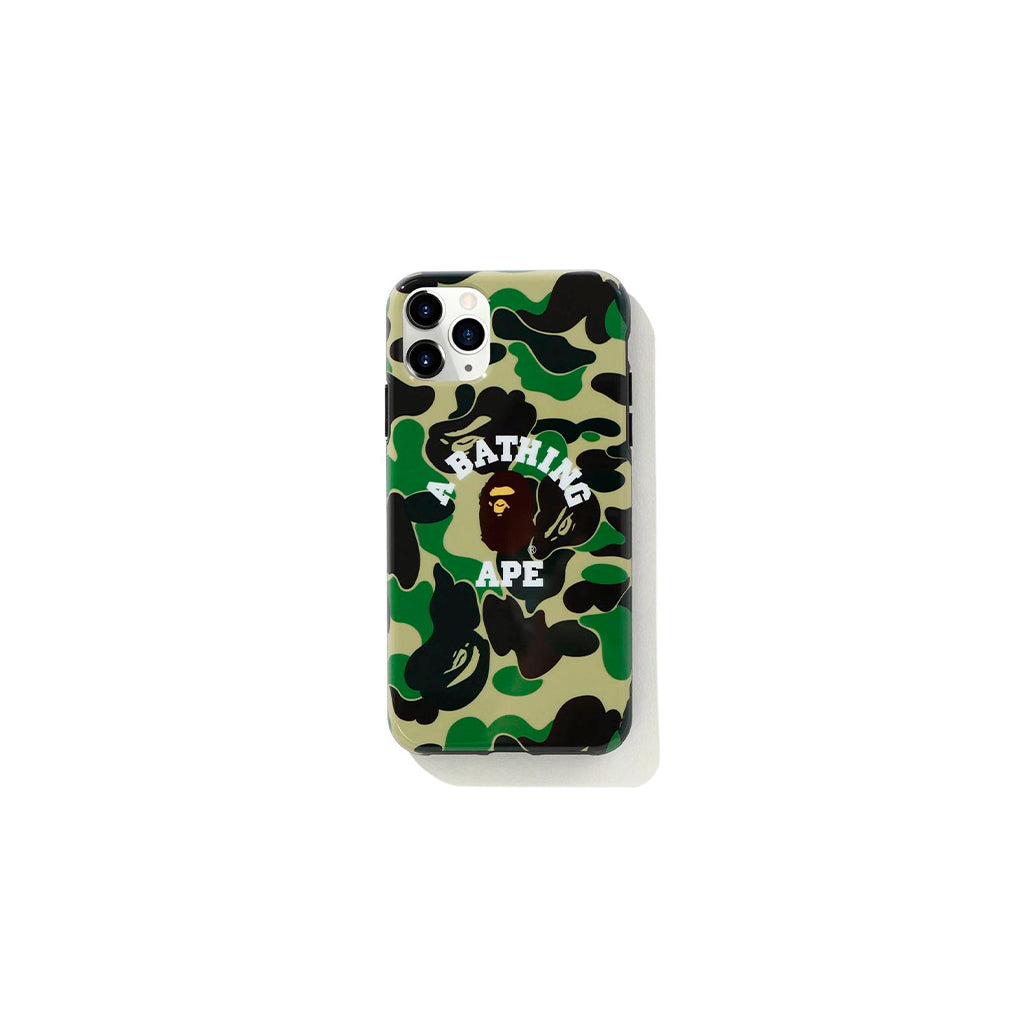BAPE iPhone 11 Pro Case College Camo