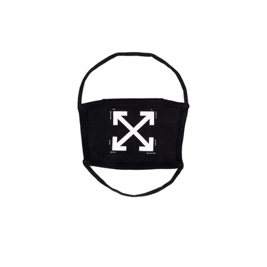OFF-WHITE Arrows Over The Head Face Mask Black/White
