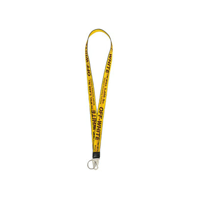 OFF-WHITE Industrial Neck Keychain Yellow/Black
