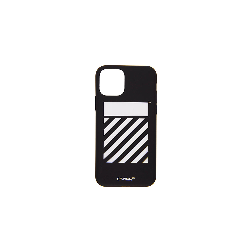 OFF-WHITE iPhone 11 Pro Case Stripes Black