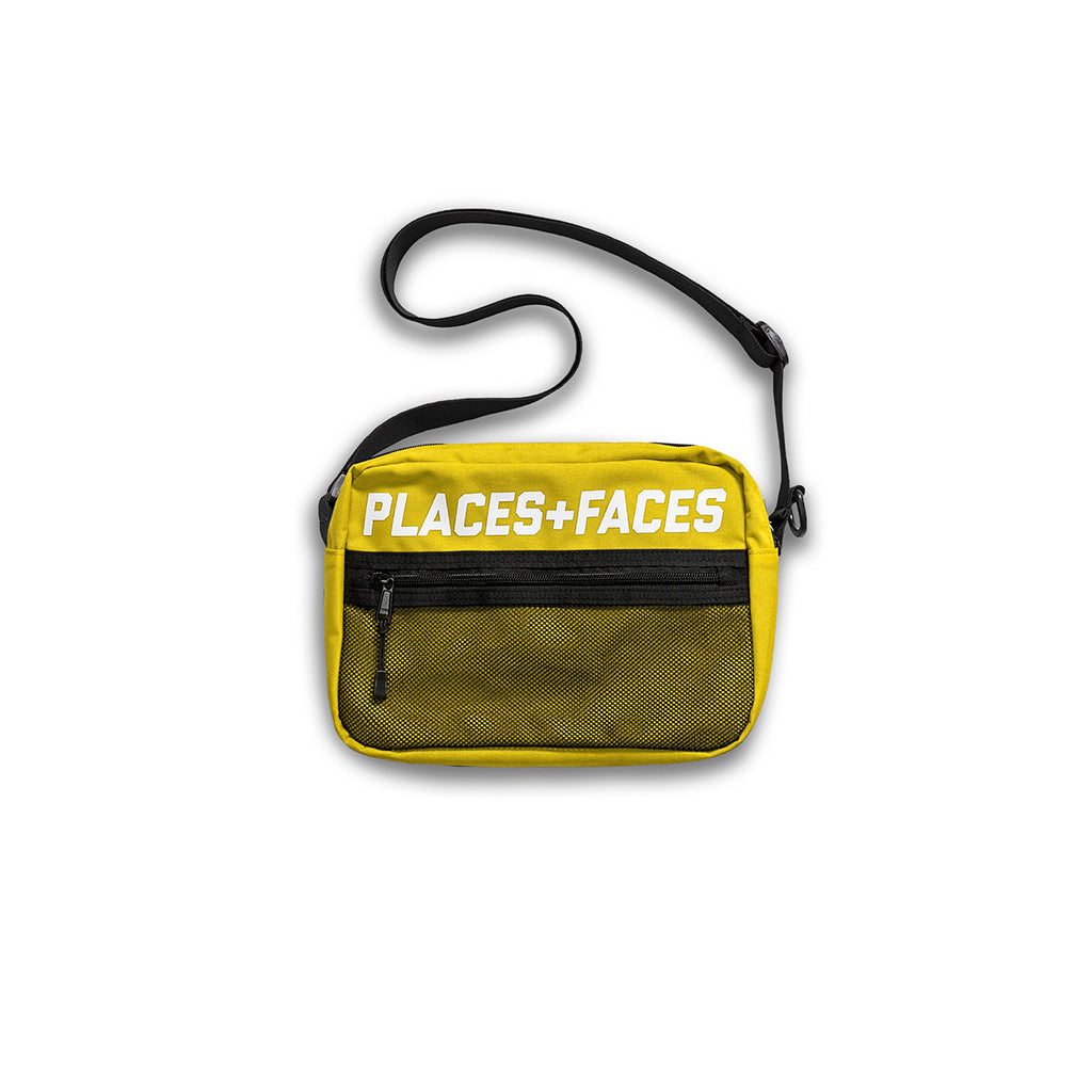Places + Faces Shoulder Bag 2.0 Yellow