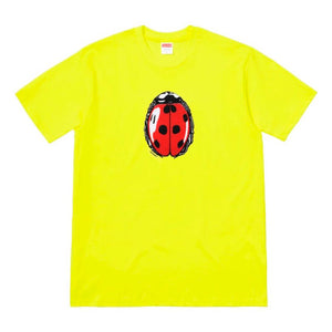 Supreme Tee Ladybug Bright Yellow