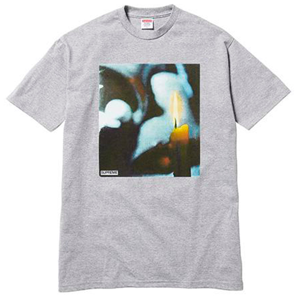 Supreme Candle Tee Heather