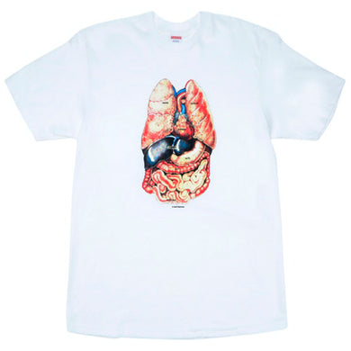 Supreme Guts Tee White