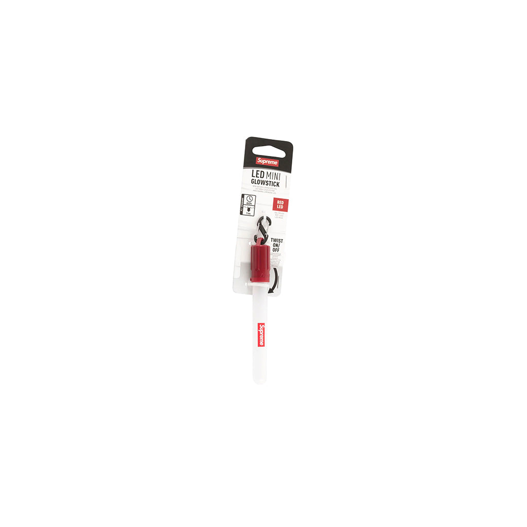 Supreme Led Mini Glowstick Red