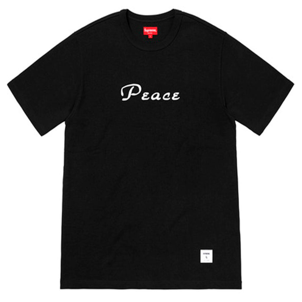Supreme Peace Top Black