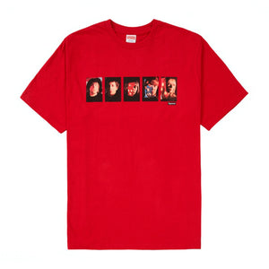 Supreme The Velvet Underground & Nico Tee Red
