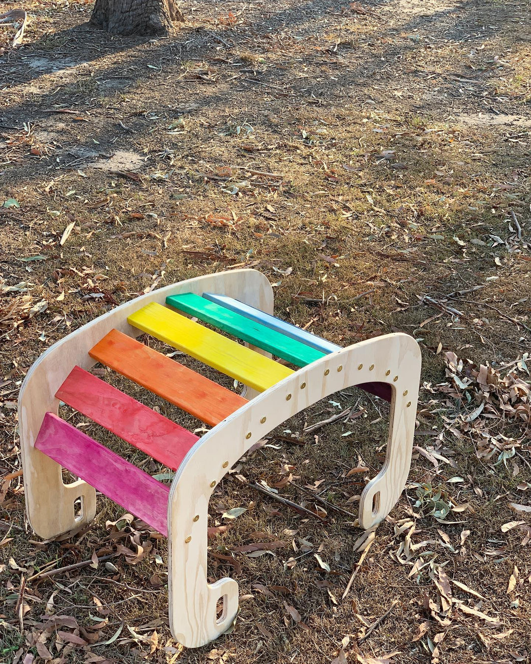 Rainbow Rocker (with benchseat/ramp add on options)