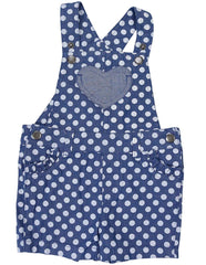 A1207D Heart Playsuit-All In Ones-Korango_Australia-Kids_Fashion-Children's_Wear