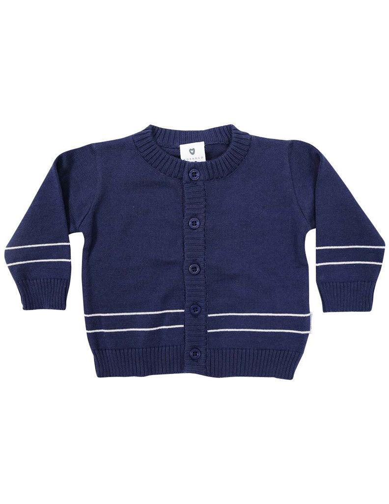 C1220N Cardigan-Cardigans/Jackets/Sweaters-Korango_Australia-Kids_Fashion-Children's_Wear