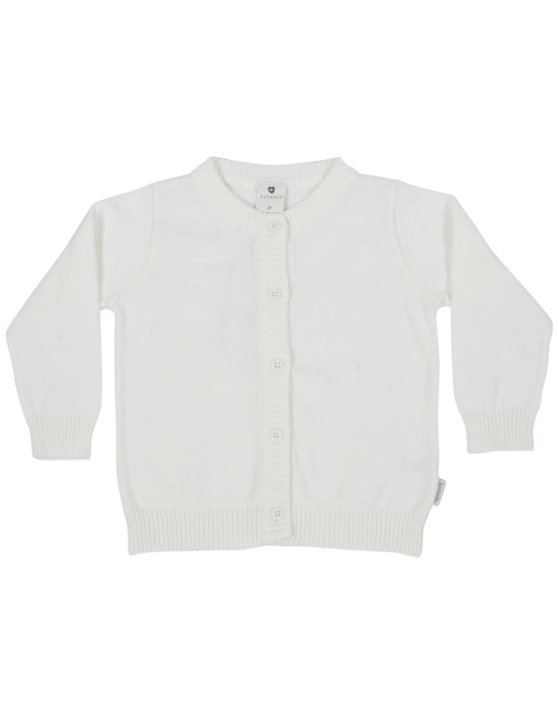 A1217W Cardigan-Cardigans/Jackets/Sweaters-Korango_Australia-Kids_Fashion-Children's_Wear