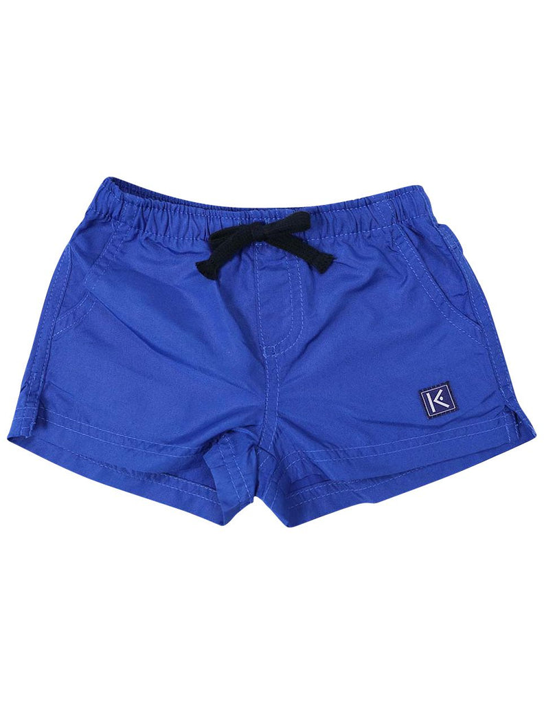 A1203B Camper Van Board Short-Pants & Shorts-Korango_Australia-Kids_Fashion-Children's_Wear