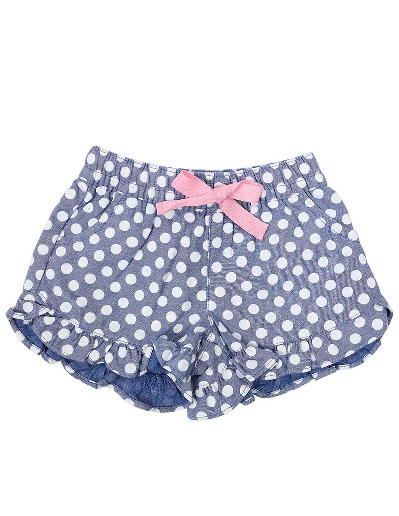 A1209L Heart Short-Pants & Shorts-Korango_Australia-Kids_Fashion-Children's_Wear
