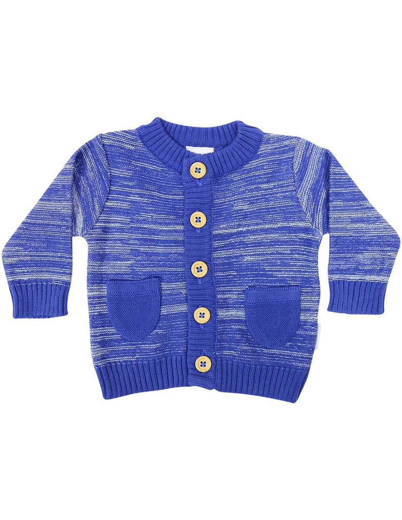 B1216B Cardigan-Cardigans/Jackets/Sweaters-Korango_Australia-Kids_Fashion-Children's_Wear