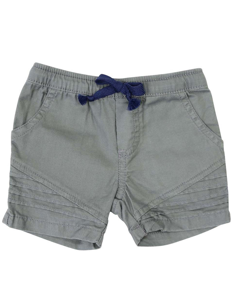 B1206M Pirate Ships Short-Pants & Shorts-Korango_Australia-Kids_Fashion-Children's_Wear