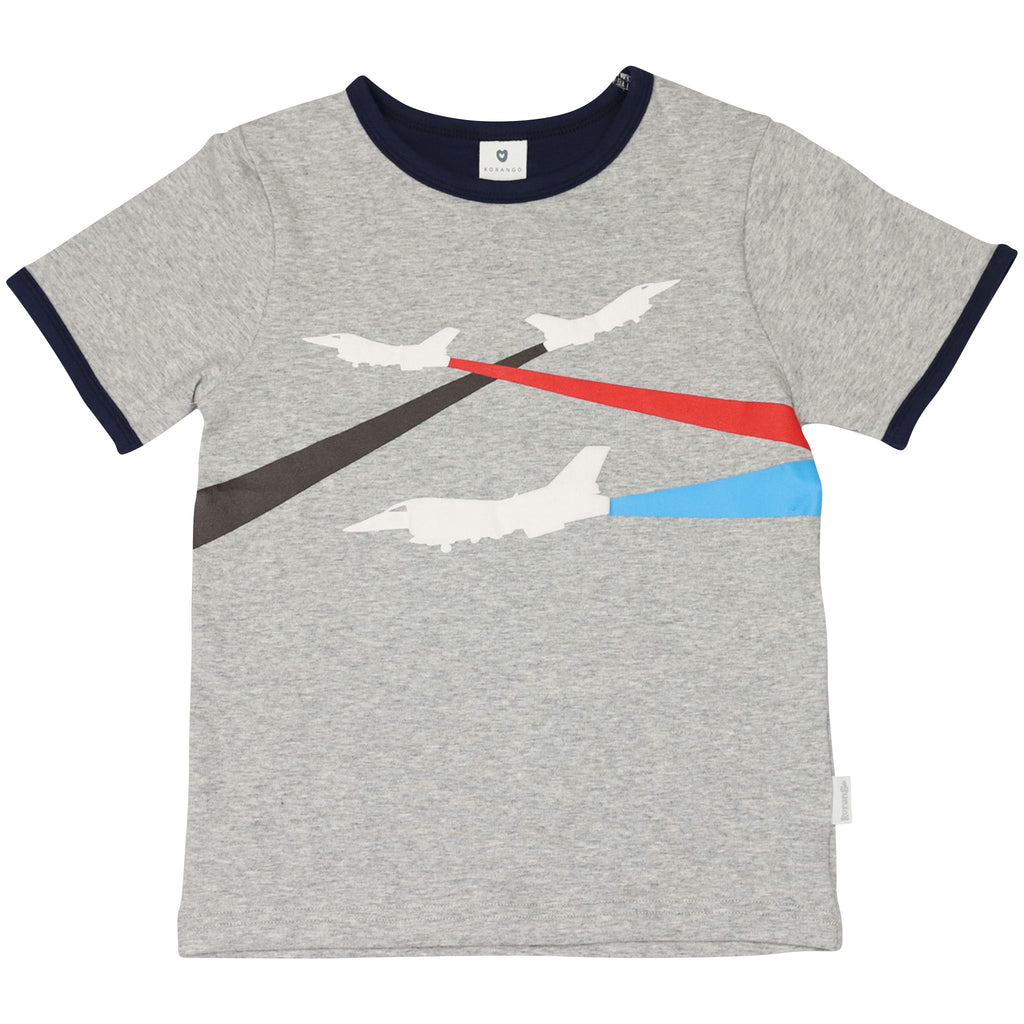 A1432G Fighter Jet Fighter Jet Tee