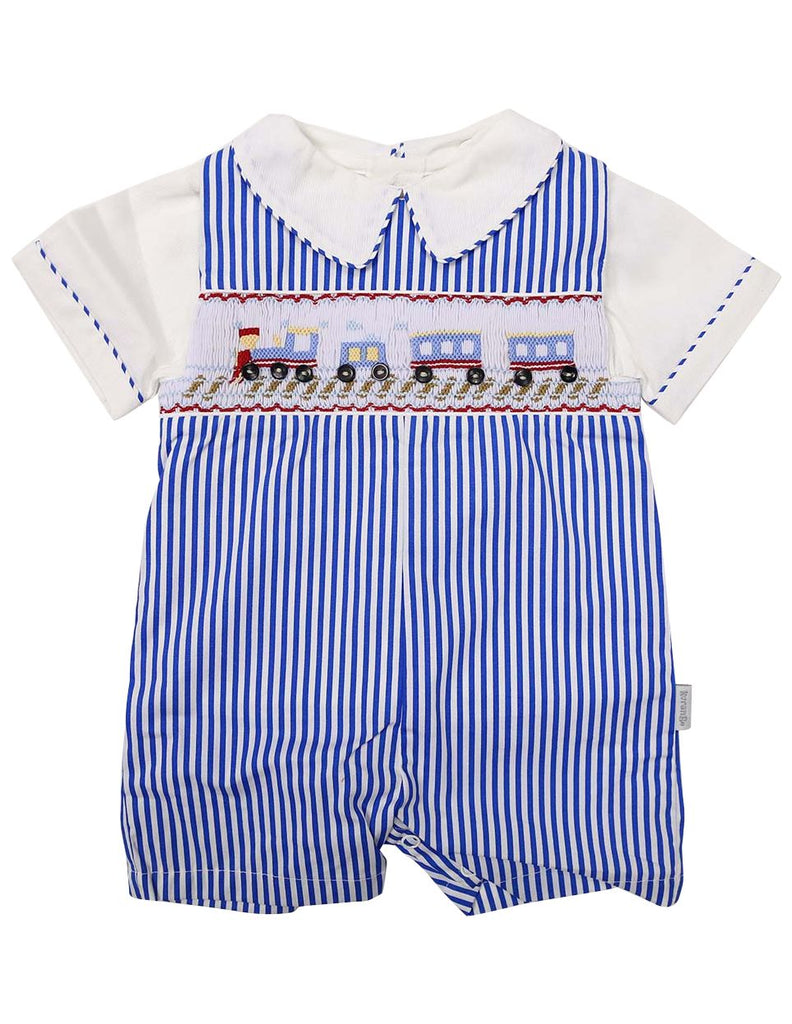 C1219B Train Overall & Top-Sets-Korango_Australia-Kids_Fashion-Children's_Wear