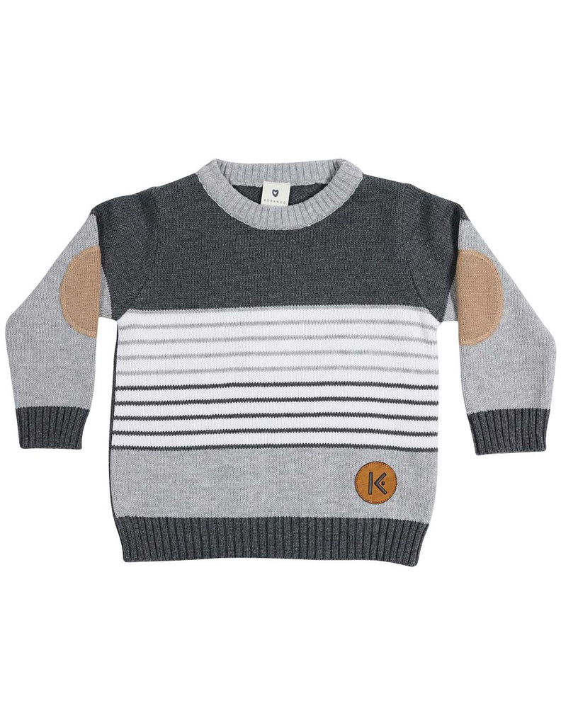 A1328C City Knit Sweater