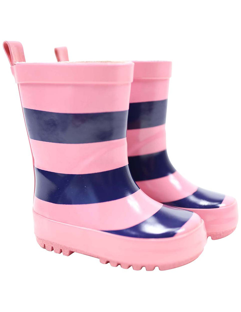 A1344P Rainwear Gumboot Stripe