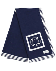 C1123 Little Boater Sailor Blanket-Accessories-Korango_Australia-Kids_Fashion-Children's_Wear