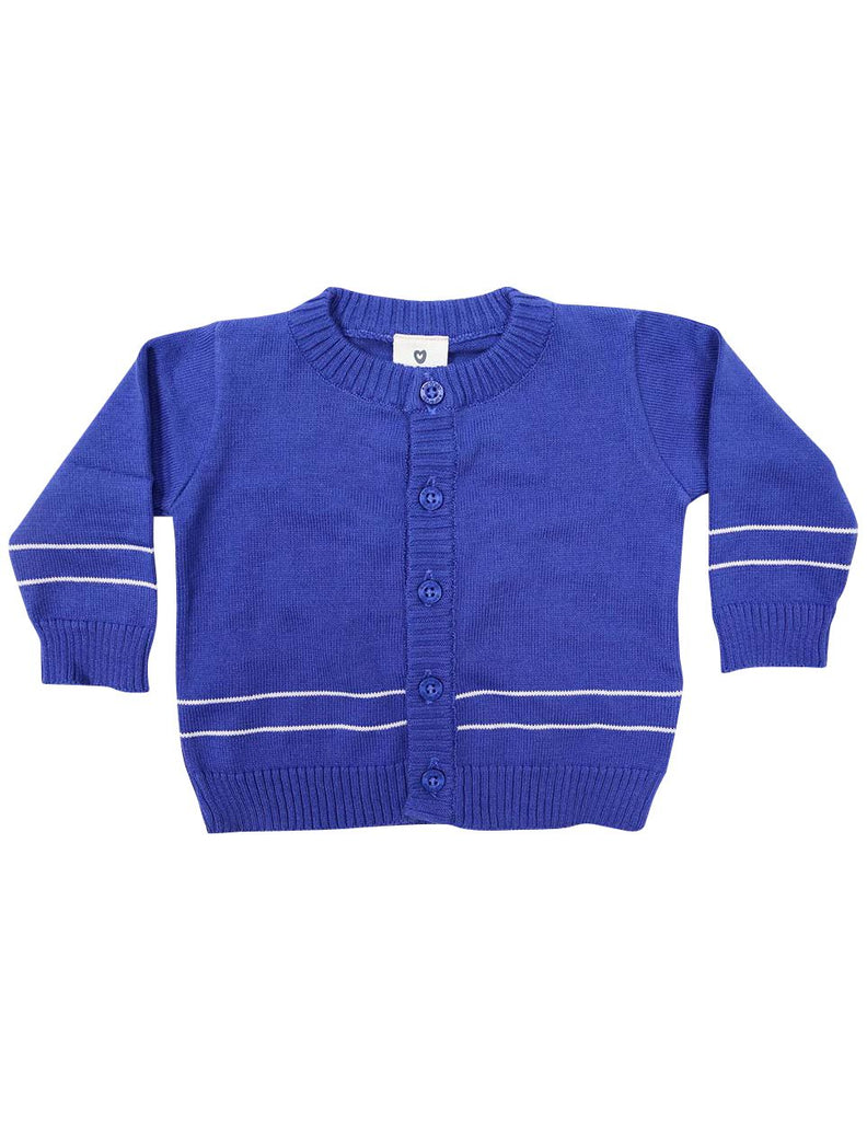 C1220B Cardigan-Cardigans/Jackets/Sweaters-Korango_Australia-Kids_Fashion-Children's_Wear