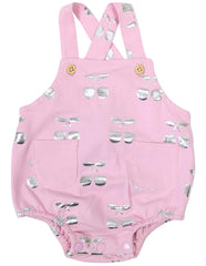 B1209P Cherry Sunsuit-All In Ones-Korango_Australia-Kids_Fashion-Children's_Wear