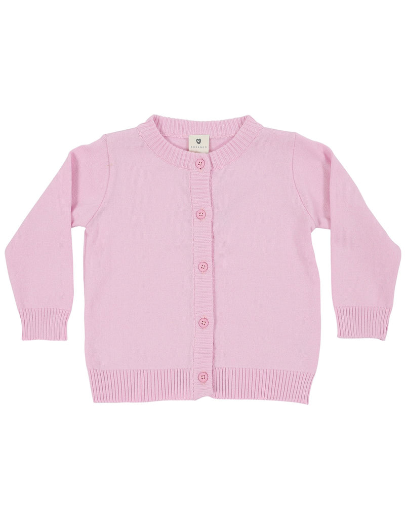 A1217P Cardigan-Cardigans/Jackets/Sweaters-Korango_Australia-Kids_Fashion-Children's_Wear