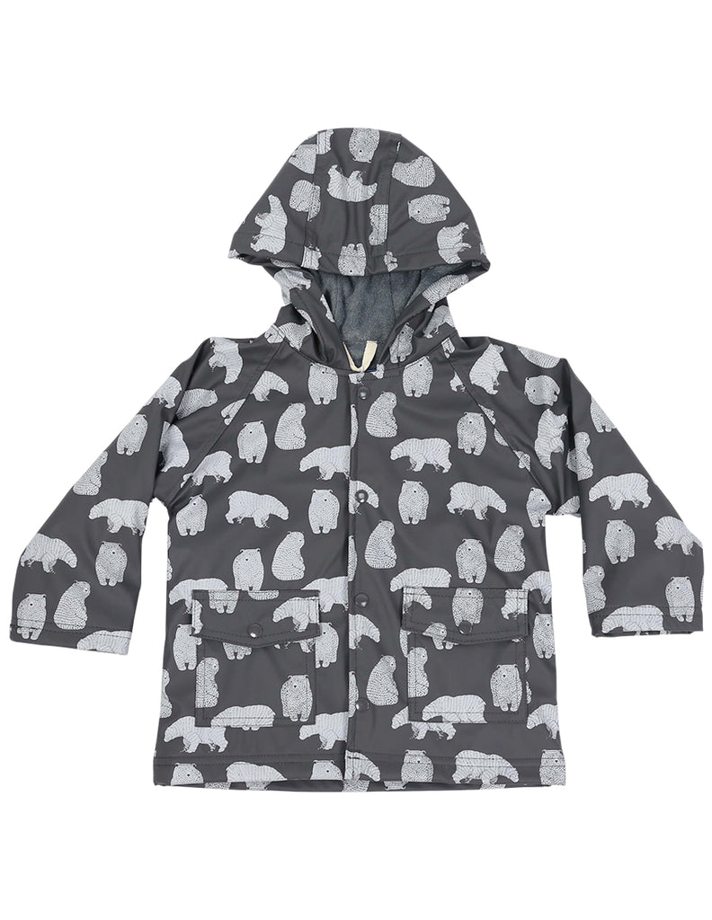 A1114C Bear in There Raincoat-Rain Wear-Korango_Australia-Kids_Fashion-Children's_Wear
