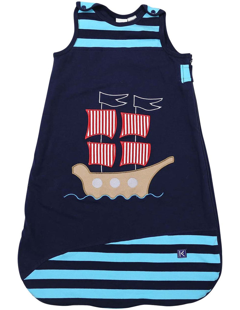 B1231B Pirate Sleep Bag-Sleepwear-Korango_Australia-Kids_Fashion-Children's_Wear